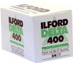Ilford Delta 400 iso  24 exposure Black & White Camera Film